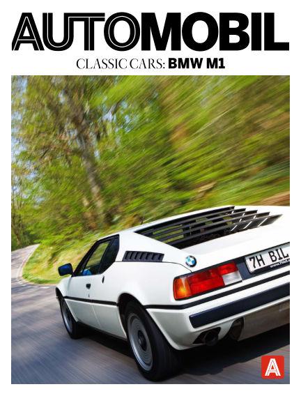 Automobil Classic Cars (Inga nya utgåvor) August 29, 2014 00:00