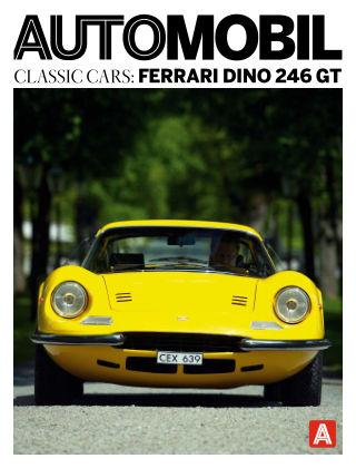 Automobil Classic Cars (Inga nya utgåvor) 2014-09-05