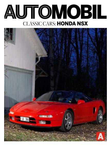 Automobil Classic Cars (Inga nya utgåvor) September 12, 2014 00:00
