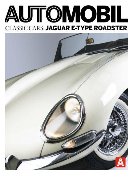 Automobil Classic Cars (Inga nya utgåvor) September 19, 2014 00:00