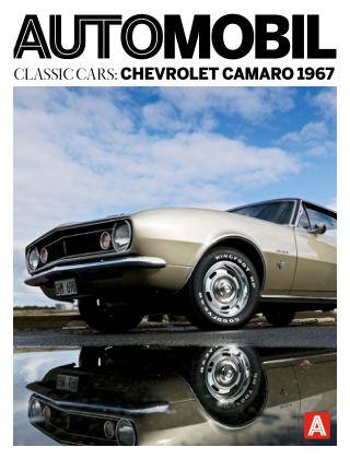 Automobil Classic Cars (Inga nya utgåvor) 2014-10-03