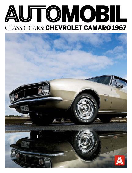 Automobil Classic Cars (Inga nya utgåvor) October 03, 2014 00:00