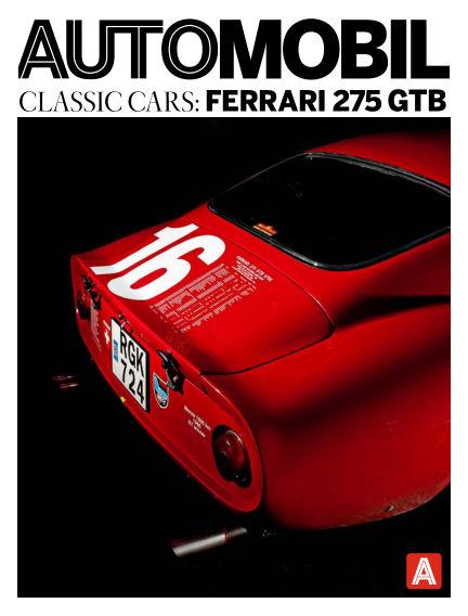 Automobil Classic Cars (Inga nya utgåvor) October 10, 2014 00:00