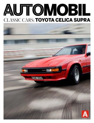Automobil Classic Cars (Inga nya utgåvor) 2014-10-17