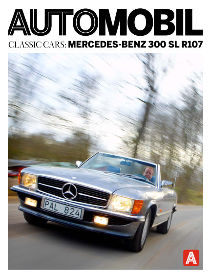 Automobil Classic Cars (Inga nya utgåvor) October 24, 2014 00:00