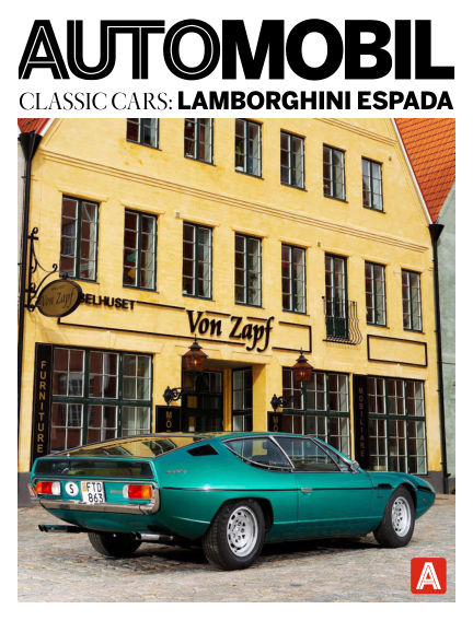 Automobil Classic Cars (Inga nya utgåvor) October 31, 2014 00:00