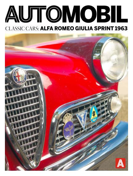 Automobil Classic Cars (Inga nya utgåvor) November 07, 2014 00:00