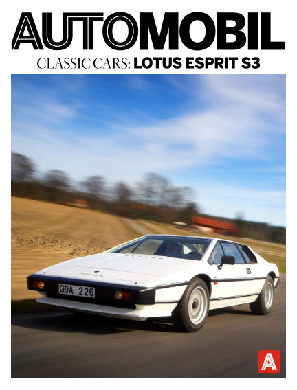 Automobil Classic Cars (Inga nya utgåvor) November 14, 2014 00:00