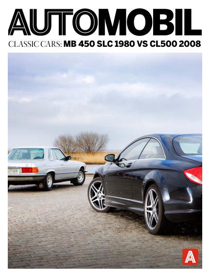 Automobil Classic Cars (Inga nya utgåvor) November 21, 2014 00:00