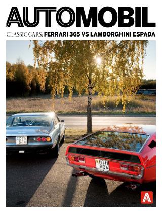 Automobil Classic Cars (Inga nya utgåvor) 2014-12-05