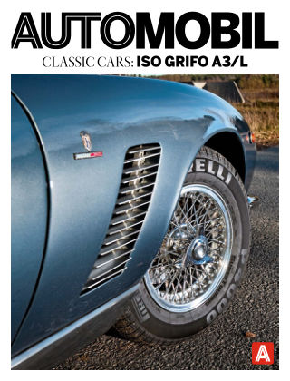 Automobil Classic Cars (Inga nya utgåvor) 2014-12-19