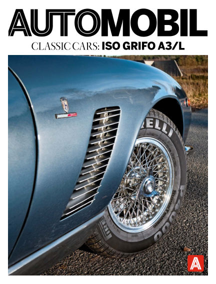 Automobil Classic Cars (Inga nya utgåvor) December 19, 2014 00:00