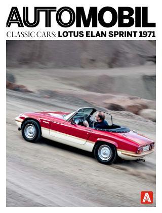 Automobil Classic Cars (Inga nya utgåvor) 2014-12-26