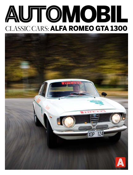 Automobil Classic Cars (Inga nya utgåvor) January 02, 2015 00:00