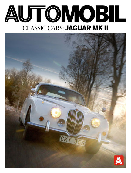 Automobil Classic Cars (Inga nya utgåvor) January 09, 2015 00:00