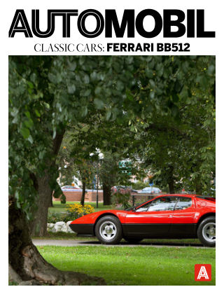 Automobil Classic Cars (Inga nya utgåvor) 2015-01-16