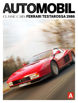 Automobil Classic Cars (Inga nya utgåvor) 2015-02-06