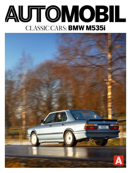 Automobil Classic Cars (Inga nya utgåvor) February 13, 2015 00:00