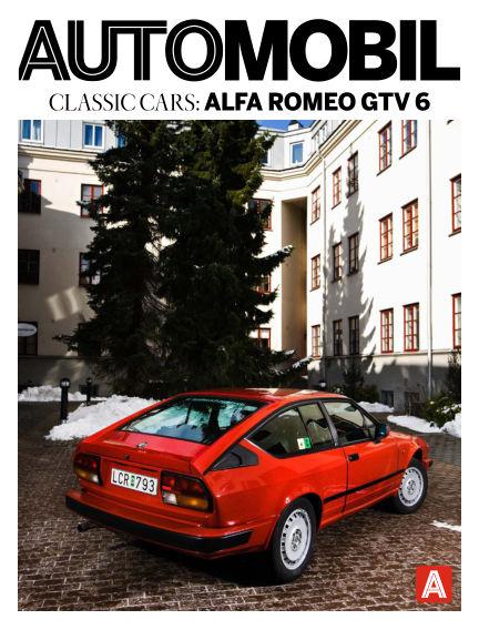 Automobil Classic Cars (Inga nya utgåvor) February 20, 2015 00:00