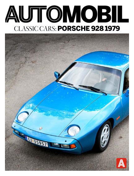 Automobil Classic Cars (Inga nya utgåvor) February 27, 2015 00:00