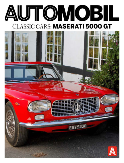 Automobil Classic Cars (Inga nya utgåvor) March 06, 2015 00:00