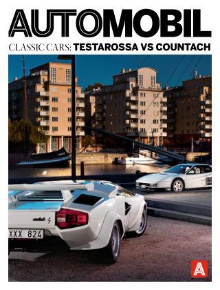 Automobil Classic Cars (Inga nya utgåvor) 2015-03-13