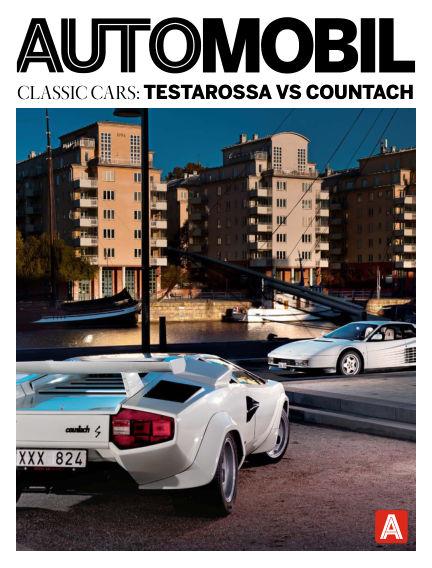 Automobil Classic Cars (Inga nya utgåvor) March 13, 2015 00:00