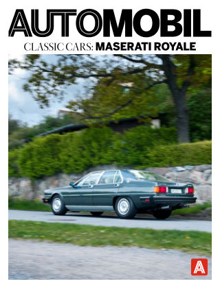 Automobil Classic Cars (Inga nya utgåvor) 2015-03-27
