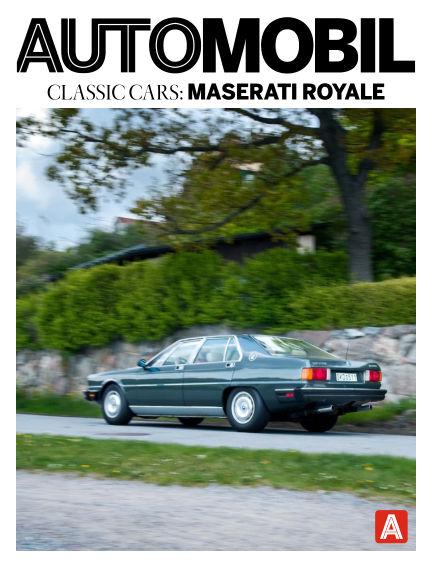 Automobil Classic Cars (Inga nya utgåvor) March 27, 2015 00:00