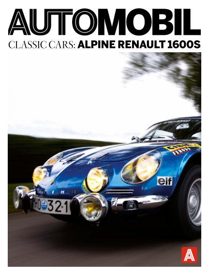 Automobil Classic Cars (Inga nya utgåvor) April 03, 2015 00:00