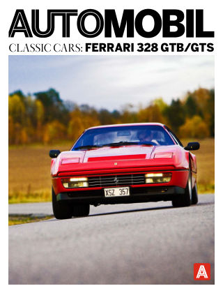 Automobil Classic Cars (Inga nya utgåvor) 2015-04-17