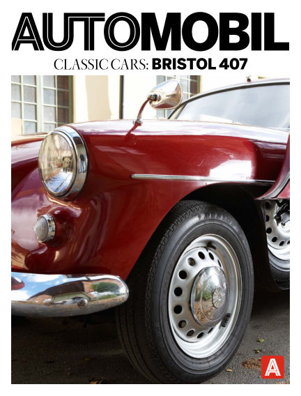 Automobil Classic Cars (Inga nya utgåvor) April 24, 2015 00:00