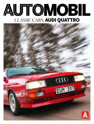 Automobil Classic Cars (Inga nya utgåvor) 2015-05-01
