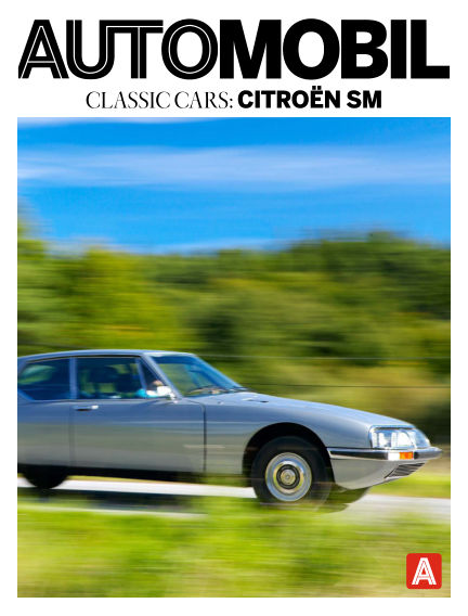 Automobil Classic Cars (Inga nya utgåvor) May 08, 2015 00:00