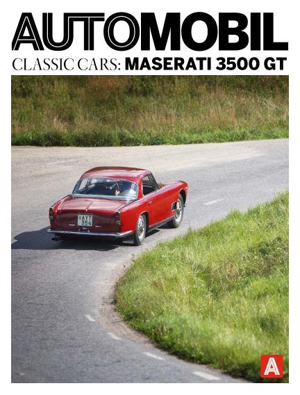Automobil Classic Cars (Inga nya utgåvor) May 15, 2015 00:00