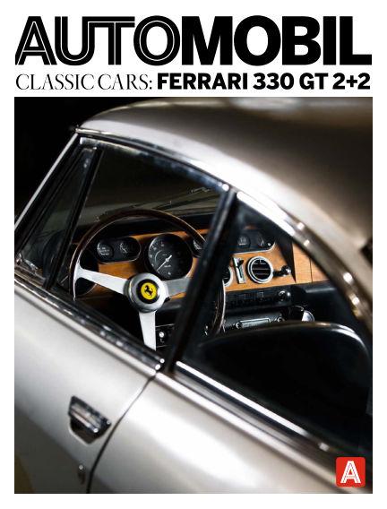 Automobil Classic Cars (Inga nya utgåvor) May 22, 2015 00:00