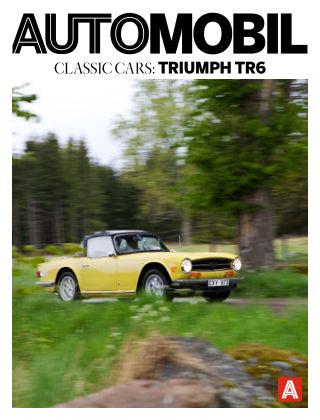 Automobil Classic Cars (Inga nya utgåvor) 2015-05-29