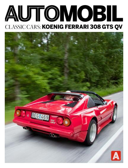 Automobil Classic Cars (Inga nya utgåvor) June 05, 2015 00:00