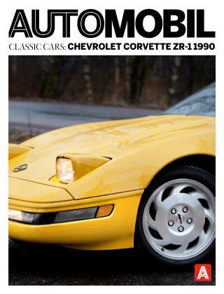 Automobil Classic Cars (Inga nya utgåvor) 2015-06-12