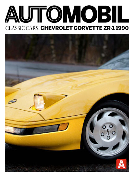 Automobil Classic Cars (Inga nya utgåvor) June 12, 2015 00:00