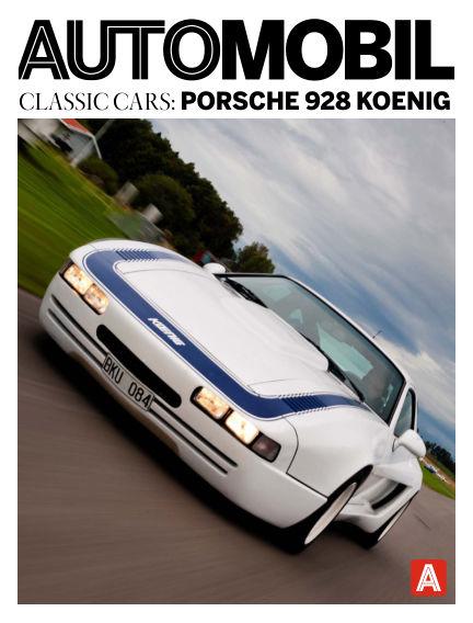 Automobil Classic Cars (Inga nya utgåvor) June 19, 2015 00:00