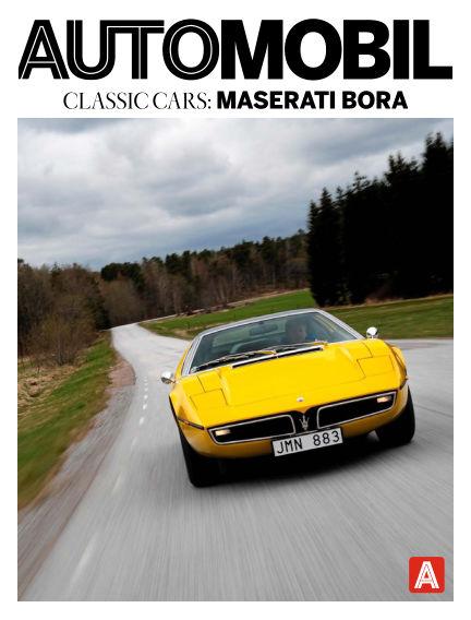 Automobil Classic Cars (Inga nya utgåvor) June 26, 2015 00:00