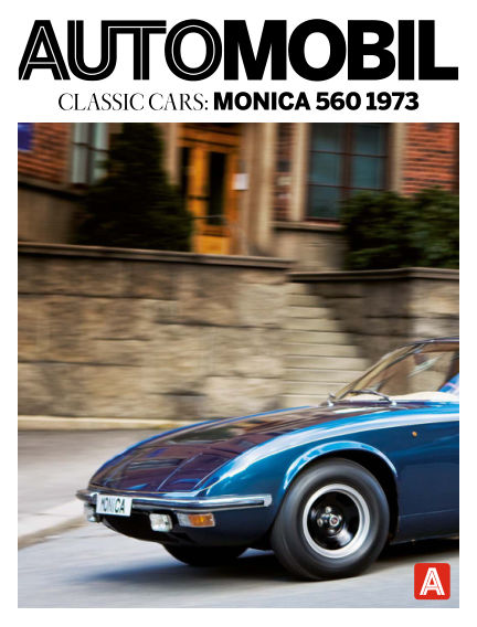Automobil Classic Cars (Inga nya utgåvor) July 03, 2015 00:00