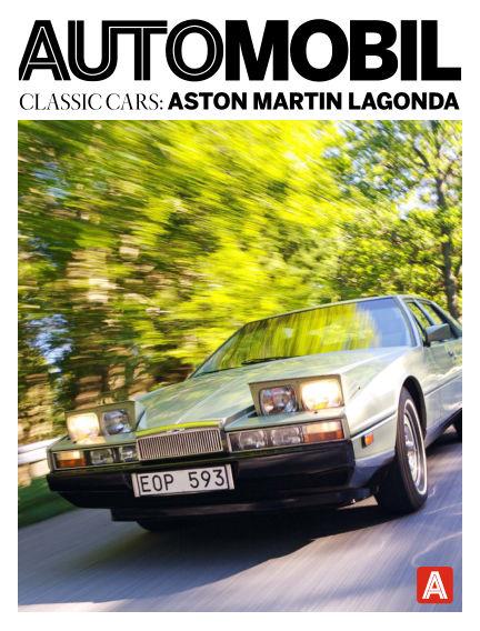 Automobil Classic Cars (Inga nya utgåvor) July 17, 2015 00:00