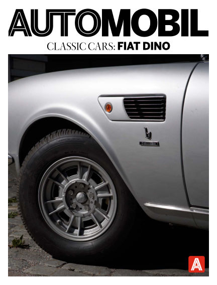 Automobil Classic Cars (Inga nya utgåvor) July 24, 2015 00:00