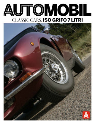 Automobil Classic Cars (Inga nya utgåvor) 2015-07-31