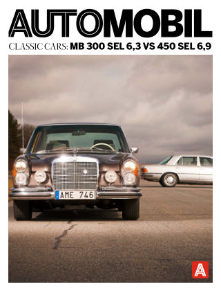 Automobil Classic Cars (Inga nya utgåvor) 2015-08-14