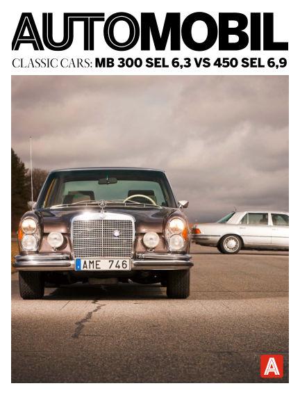 Automobil Classic Cars (Inga nya utgåvor) August 14, 2015 00:00