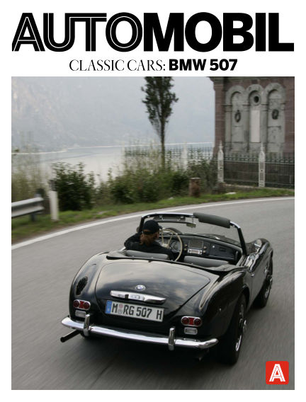 Automobil Classic Cars (Inga nya utgåvor) August 21, 2015 00:00