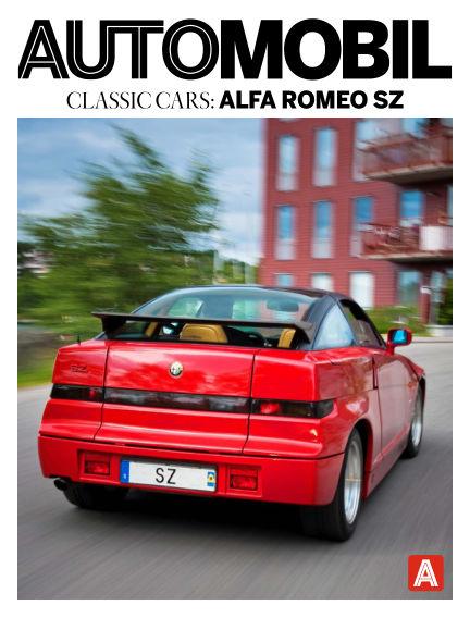 Automobil Classic Cars (Inga nya utgåvor) August 28, 2015 00:00